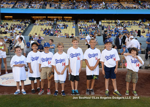 San Diego Padres vs Los Angeles Dodgers
