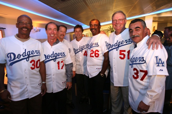 LOS ANGELES DODGERS DREAM FIELD DEDICATION