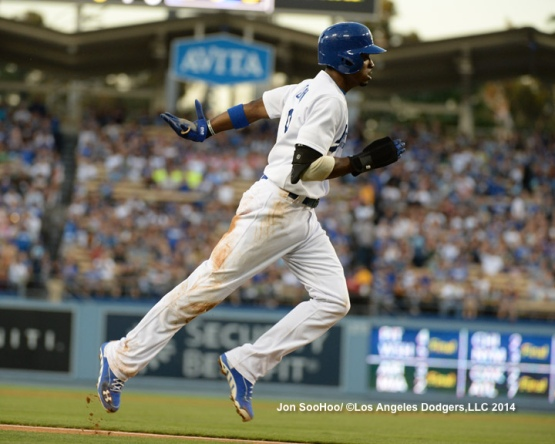 MILWAUKEE BREWERS VS LOS ANGELES DODGERS