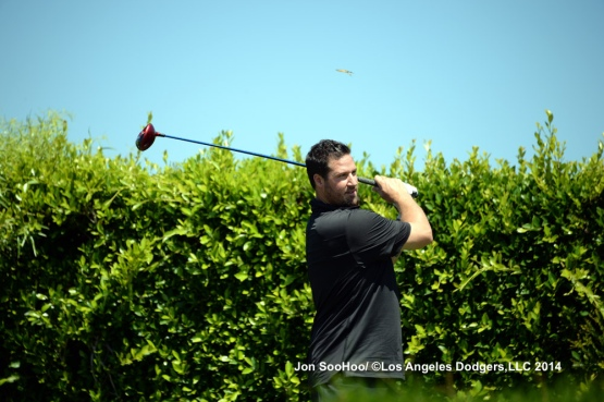 LOS ANGELES DODGERS FOUNDATION CHARITY GOLF TOURNAMENT