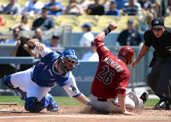 Los Angeles Dodgers vs Arizona Diamondbacks