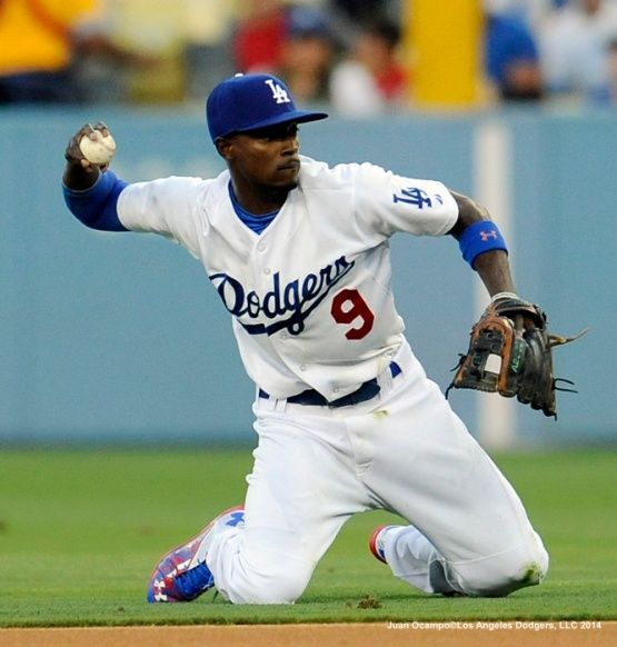 LOS ANGELES DODGERS V WASHINGTON NATIONALS