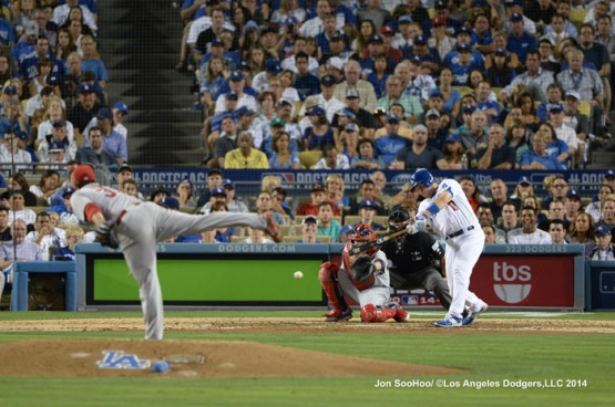 NLDS Game 2-Los Angeles Dodgers vs St.Louis Cardinals