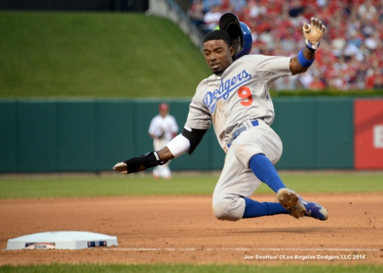 NLDS-Game Four-Los Angeles Dodgers against the St.Louis Cardinals