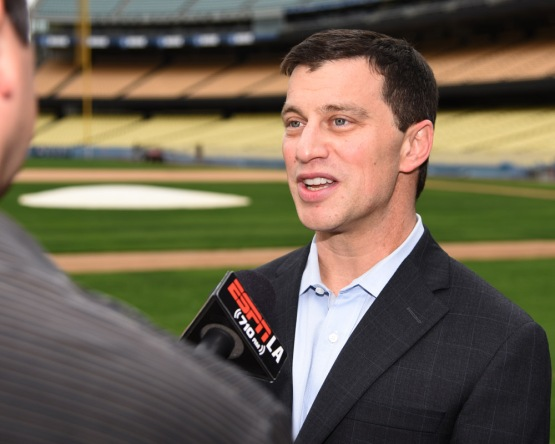 Los Angeles Dodgers Andrew Friedman Press Conference