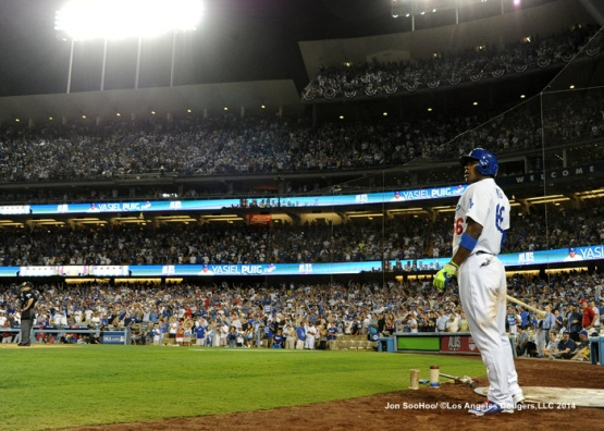 NLDS Game 1-Los Angeles Dodgers vs St.Louis Cardinals
