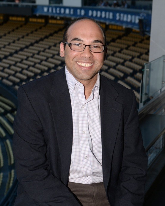 Los Angeles Dodgers new General Manager Farhan Zaidi