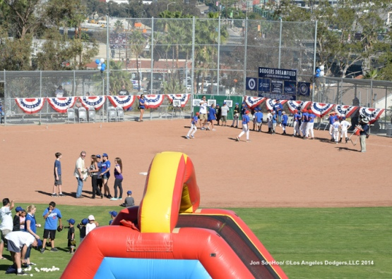 DODGERS FOUNDATION DREAMFIELD LELAND RECREATION CENTER
