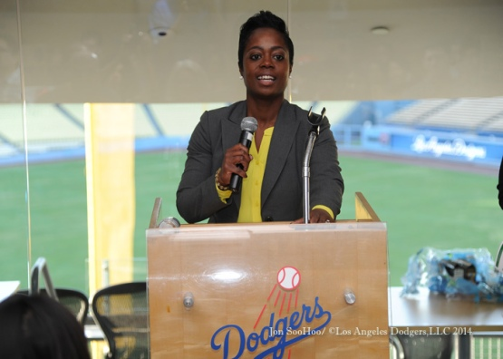 SPARK LA at Dodger Stadium