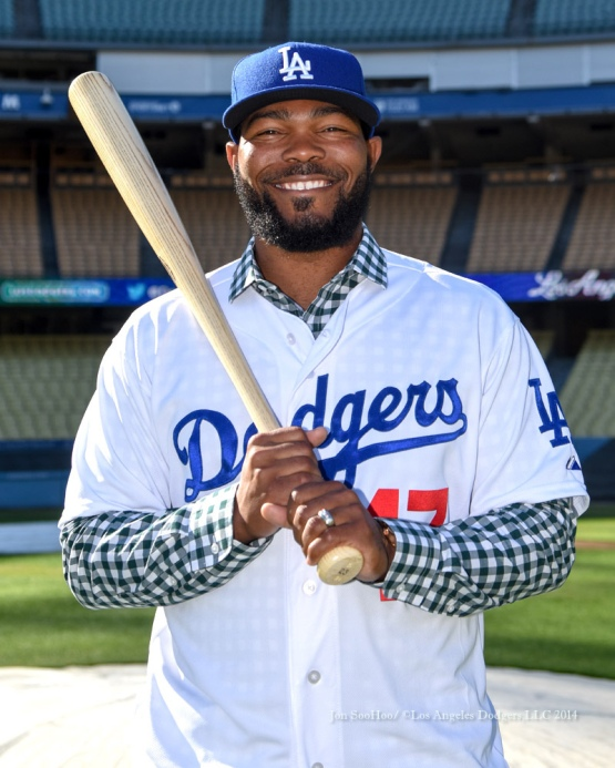 Los Angeles Dodger Howie Kendrick