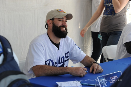 Los Angeles Dodgers Fanfest