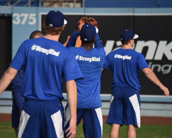 Los Angeles Dodgers Winter Development Camp