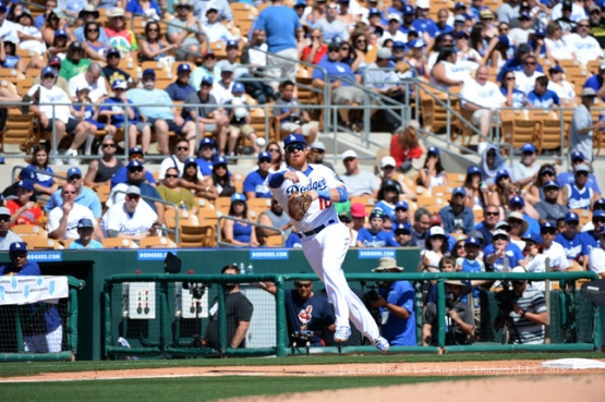 Los Angeles Dodgers vs Cleveland Indians