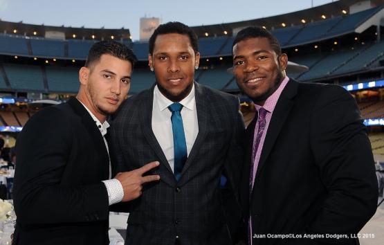 Dodgers Foundation Inaugural Blue Diamond Gala