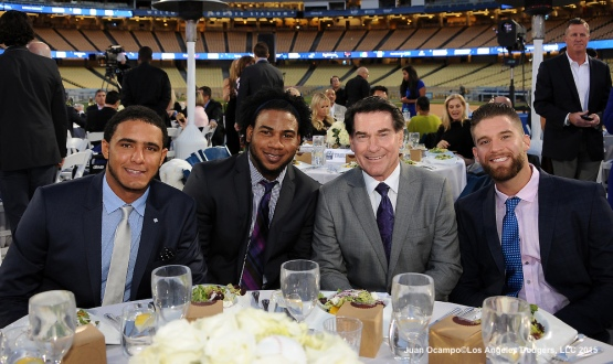 Dodgers Foundation Inaugural Blue Diamond Gala