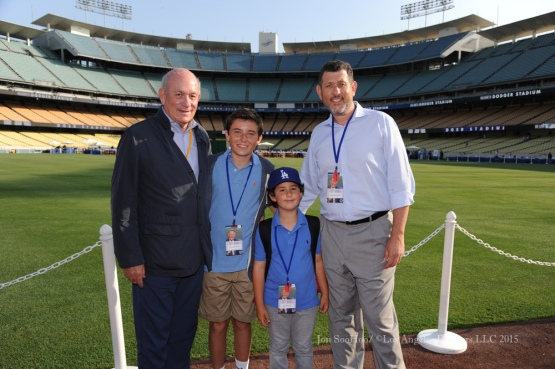 Los Angeles Dodgers All-Access Event Thursday, June 11, 2015 at Dodger Stadium in Los Angeles,California. Photo by Jon SooHoo/©Los Angeles Dodgers,LLC 2015
