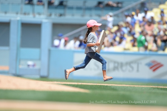 Los Angeles Dodgers during game against the New York Mets Sunday, July 5, 2015 at Dodger Stadium in Los Angeles,California.  Photo by Jon SooHoo/©Los Angeles Dodgers,LLC 2015