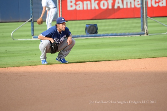 Los Angeles Dodgers game against the Atlanta Braves Tuesday, July 21, 2015 at Turner Field in Atlanta, Georgia. Photo by Jon SooHoo/©Los Angeles Dodgers,LLC 2015.