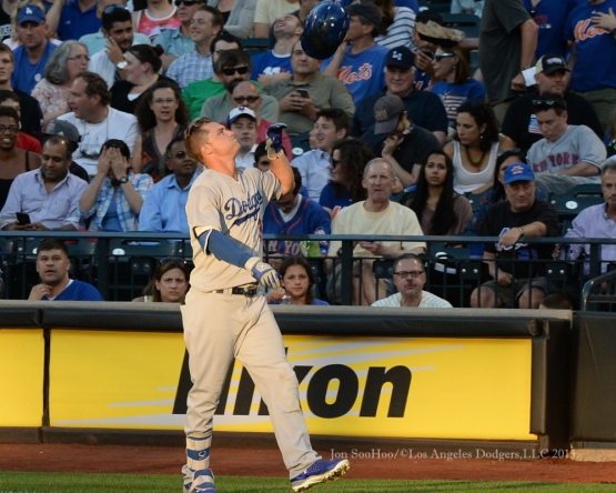 Los Angeles Dodgers game against the Atlanta Braves Wednesday, July 22, 2015 at Turner Field in Atlanta, Georgia. Photo by Jon SooHoo/©Los Angeles Dodgers,LLC 2015.