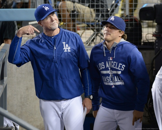 Los Angeles Dodgers vs Colorado Rockies Wednesday, September 16, 2015 at Dodger Stadium in Los Angeles, California. Photo by Jon SooHoo/ ©Los Angeles Dodgers,LLC 2015