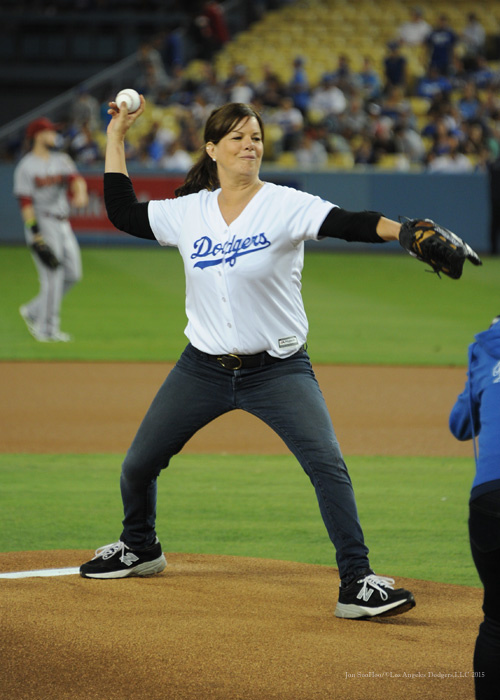 Los Angeles Dodgers vs Arizona Diamondbacks Monday, September 21, 2015 at Dodger Stadium in Los Angeles,California. Photo by Jon SooHoo/© Los Angeles  Dodgers,LLC 2015