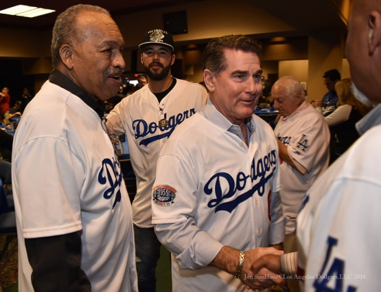 Los Angeles Dodgers Love LA Tour at the San Bernadino Law Enforcement Lunch in San Bernadino, California Wednesday, January 27, 2016. Photo by Jon SooHoo/©Los Angeles Dodgers,LLC 2016