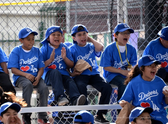"at ""A Place Called Home""--Los Angeles Dodgers Love LA Tour- Friday, January 29, 2016. Photo by Jon SooHoo/©Los Angeles Dodgers,LLC 2016"