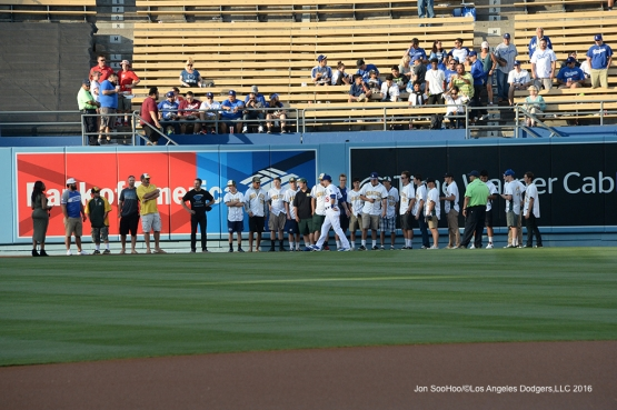 Los Angeles Dodgers against the Washington Nationals Wednesday, June 22,2016 at Dodger Stadium. Photo by Jon SooHoo/©Los Angeles Dodgers,LLC 2016