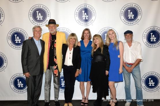 Los Angeles Dodgers Foundation Blue Diamond Gala Thursday, July 28,2016 at Dodger Stadium in Los Angeles,California. Photo by Jon SooHoo/©Los Angeles Dodgers,LLC 2016