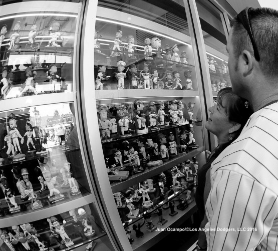 Fans look at a bobble head collection before the game between the Dodgers and Cubs at Dodger Stadium. LOS ANGELES - AUGUST 23:  San Francisco Giants against the Los Angeles Dodgers on August 24, 2016 at Dodger Stadium in Los Angeles, California. LOS ANGELES - AUGUST 23:  San Francisco Giants against the Los Angeles Dodgers on August 24, 2016 at Dodger Stadium in Los Angeles, California. LOS ANGELES - AUGUST 23:  San Francisco Giants against the Los Angeles Dodgers on August 24, 2016 at Dodger Stadium in Los Angeles, California. LOS ANGELES - AUGUST 23:  San Francisco Giants against the Los Angeles Dodgers on August 24, 2016 at Dodger Stadium in Los Angeles, California. LOS ANGELES - AUGUST 23:  San Francisco Giants against the Los Angeles Dodgers on August 24, 2016 at Dodger Stadium in Los Angeles, California. LOS ANGELES - AUGUST 24:  San Francisco Giants against the Los Angeles Dodgers on August 24, 2016 at Dodger Stadium in Los Angeles, California. LOS ANGELES - AUGUST 24:  San Francisco Giants against the Los Angeles Dodgers on August 24, 2016 at Dodger Stadium in Los Angeles, California. LOS ANGELES - AUGUST 23:  San Francisco Giants against the Los Angeles Dodgers on August 24, 2016 at Dodger Stadium in Los Angeles, California. LOS ANGELES - AUGUST 23:  San Francisco Giants against the Los Angeles Dodgers on August 24, 2016 at Dodger Stadium in Los Angeles, California. LOS ANGELES - AUGUST 23:  San Francisco Giants against the Los Angeles Dodgers on August 24, 2016 at Dodger Stadium in Los Angeles, California. LOS ANGELES - AUGUST 23:  San Francisco Giants against the Los Angeles Dodgers on August 24, 2016 at Dodger Stadium in Los Angeles, California. LOS ANGELES - AUGUST