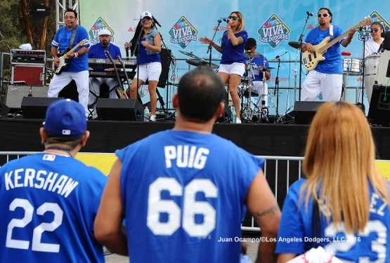 Fans listen to the music during Viva Los Dodgers before the game between the Padres and Dodgers at Dodger Stadium. LOS ANGELES - AUGUST 23:  San Francisco Giants against the Los Angeles Dodgers on August 24, 2016 at Dodger Stadium in Los Angeles, California. LOS ANGELES - AUGUST 23:  San Francisco Giants against the Los Angeles Dodgers on August 24, 2016 at Dodger Stadium in Los Angeles, California. LOS ANGELES - AUGUST 23:  San Francisco Giants against the Los Angeles Dodgers on August 24, 2016 at Dodger Stadium in Los Angeles, California. LOS ANGELES - AUGUST 23:  San Francisco Giants against the Los Angeles Dodgers on August 24, 2016 at Dodger Stadium in Los Angeles, California. LOS ANGELES - AUGUST 23:  San Francisco Giants against the Los Angeles Dodgers on August 24, 2016 at Dodger Stadium in Los Angeles, California. LOS ANGELES - AUGUST 24:  San Francisco Giants against the Los Angeles Dodgers on August 24, 2016 at Dodger Stadium in Los Angeles, California. LOS ANGELES - AUGUST 24:  San Francisco Giants against the Los Angeles Dodgers on August 24, 2016 at Dodger Stadium in Los Angeles, California. LOS ANGELES - AUGUST 23:  San Francisco Giants against the Los Angeles Dodgers on August 24, 2016 at Dodger Stadium in Los Angeles, California. LOS ANGELES - AUGUST 23:  San Francisco Giants against the Los Angeles Dodgers on August 24, 2016 at Dodger Stadium in Los Angeles, California. LOS ANGELES - AUGUST 23:  San Francisco Giants against the Los Angeles Dodgers on August 24, 2016 at Dodger Stadium in Los Angeles, California. LOS ANGELES - AUGUST 23:  San Francisco Giants against the Los Angeles Dodgers on August 24, 2016 at Dodger Stadium in Los Angeles, California. LOS ANGELES - AUGUST 24:  San Francisco Giants against the Los Angeles Dodgers on August 24, 2016 at Dodger Stadium in Los Angeles, California. LOS ANGELES - AUGUST 23:  San Francisco Giants against the Los Angeles Dodgers on August 24, 2016 at Dodger Stadium in Los Angeles, California. LOS ANGELES - AUGUST 23:  San Francisco Giants against the Los Angeles Dodgers on August 24, 2016 at Dodger Stadium in Los Angeles, California. LOS ANGELES - AUGUST 23:  San Francisco Giants against the Los Angeles Dodgers on August 24, 2016 at Dodger Stadium in Los Angeles, California. LOS ANGELES - AUGUST 23:  San Francisco Giants against the Los Angeles Dodgers on August 24, 2016 at Dodger Stadium in Los Angeles, California. LOS ANGELES - AUGUST 24:  San Francisco Giants against the Los Angeles Dodgers on August 24, 2016 at Dodger Stadium in Los Angeles, California. LOS ANGELES - AUGUST 23:  San Francisco Giants against the Los Angeles Dodgers on August 24, 2016 at Dodger Stadium in Los Angeles, California. LOS ANGELES - AUGUST 23:  San Francisco Giants against the Los Angeles Dodgers on August 24, 2016 at Dodger Stadium in Los Angeles, California. LOS ANGELES - AUGUST 23:  San Francisco Giants against the Los Angeles Dodgers on August 24, 2016 at Dodger Stadium in Los Angeles, California. LOS ANGELES - AUGUST 23:  San Francisco Giants against the Los Angeles Dodgers on August 24, 2016 at Dodger Stadium in Los Angeles, California. LOS ANGELES - AUGUST 24:  San Francisco Giants against the Los Angeles Dodgers on August 24, 2016 at Dodger Stadium in Los Angeles, California. LOS ANGELES - AUGUST 23:  San Francisco Giants against the Los Angeles Dodgers on August 24, 2016 at Dodger Stadium in Los Angeles, California. LOS ANGELES - AUGUST 23:  San Francisco Giants against the Los Angeles Dodgers on August 24, 2016 at Dodger Stadium in Los Angeles, California. LOS ANGELES - AUGUST 23:  San Francisco Giants against the Los Angeles Dodgers on August 24, 2016 at Dodger Stadium in Los Angeles, California. LOS ANGELES - AUGUST 23:  San Francisco Giants against the Los Angeles Dodgers on August 24, 2016 at Dodger Stadium in Los Angeles, California. LOS ANGELES - AUGUST 23:  San Francisco Giants against the Los Angeles Dodgers on August 24, 2016 at Dodger Stadium in Los Angeles, California. LOS ANGELES - AUGUST 24:  San Francisco Giants against the Los Angeles Dodgers on August 24, 2016 at Dodger Stadium in Los Angeles, California. LOS ANGELES - AUGUST 23:  San Francisco Giants against the Los Angeles Dodgers on August 24, 2016 at Dodger Stadium in Los Angeles, California. LOS ANGELES - AUGUST 23:  San Francisco Giants against the Los Angeles Dodgers on August 24, 2016 at Dodger Stadium in Los Angeles, California. LOS ANGELES - AUGUST 23:  San Francisco Giants against the Los Angeles Dodgers on August 24, 2016 at Dodger Stadium in Los Angeles, California. LOS ANGELES - AUGUST 23:  San Francisco Giants against the Los Angeles Dodgers on August 24, 2016 at Dodger Stadium in Los Angeles, California. LOS ANGELES - AUGUST 23:  San Francisco Giants against the Los Angeles Dodgers on August 24, 2016 at Dodger Stadium in Los Angeles, California. LOS ANGELES - SEPTEMBER 1:  Los Angeles Dodgers Bark In The Park event on September 1, 2012 at Dodger Stadium in Los Angeles, California.LOS ANGELES - AUGUST 24:  San Francisco Giants against the Los Angeles Dodgers on August 24, 2016 at Dodger Stadium in Los Angeles, California. LOS ANGELES - AUGUST 24:  San Francisco Giants against the Los Angeles Dodgers on August 24, 2016 at Dodger Stadium in Los Angeles, California. LOS ANGELES - AUGUST 23:  San Francisco Giants against the Los Angeles Dodgers on August 24, 2016 at Dodger Stadium in Los Angeles, California. LOS ANGELES - AUGUST 23:  San Francisco Giants against the Los Angeles Dodgers on August 24, 2016 at Dodger Stadium in Los Angeles, California. LOS ANGELES - AUGUST 23:  San Francisco Giants against the Los Angeles Dodgers on August 24, 2016 at Dodger Stadium in Los Angeles, California. LOS ANGELES - AUGUST 23:  San Francisco Giants against the Los Angeles Dodgers on August 24, 2016 at Dodger Stadium in Los Angeles, California. LOS ANGELES - AUGUST 24:  San Francisco Giants against the Los Angeles Dodgers on August 24, 2016 at Dodger Stadium in Los Angeles, California. LOS ANGELES - AUGUST 23:  San Francisco Giants against the Los Angeles Dodgers on August 24, 2016 at Dodger Stadium in Los Angeles, California. LOS ANGELES - AUGUST 23:  San Francisco Giants against the Los Angeles Dodgers on August 24, 2016 at Dodger Stadium in Los Angeles, California. LOS ANGELES - AUGUST 23:  San Francisco Giants against the Los Angeles Dodgers on August 24, 2016 at Dodger Stadium in Los Angeles, California. LOS ANGELES - AUGUST 23:  San Francisco Giants against the Los Angeles Dodgers on August 24, 2016 at Dodger Stadium in Los Angeles, California. LOS ANGELES - AUGUST 24:  San Francisco Giants against the Los Angeles Dodgers on August 24, 2016 at Dodger Stadium in Los Angeles, California. LOS ANGELES - AUGUST 23:  San Francisco Giants against the Los Angeles Dodgers on August 24, 2016 at Dodger Stadium in Los Angeles, California. LOS ANGELES - AUGUST 23:  San Francisco Giants against the Los Angeles Dodgers on August 24, 2016 at Dodger Stadium in Los Angeles, California. LOS ANGELES - AUGUST 23:  San Francisco Giants against the Los Angeles Dodgers on August 24, 2016 at Dodger Stadium in Los Angeles, California. LOS ANGELES - AUGUST 23:  San Francisco Giants against the Los Angeles Dodgers on August 24, 2016 at Dodger Stadium in Los Angeles, California. LOS ANGELES - AUGUST 24:  San Francisco Giants against the Los Angeles Dodgers on August 24, 2016 at Dodger Stadium in Los Angeles, California. LOS ANGELES - AUGUST 23:  San Francisco Giants against the Los Angeles Dodgers on August 24, 2016 at Dodger Stadium in Los Angeles, California. LOS ANGELES - AUGUST 23:  San Francisco Giants against the Los Angeles Dodgers on August 24, 2016 at Dodger Stadium in Los Angeles, California. LOS ANGELES - AUGUST 23:  San Francisco Giants against the Los Angeles Dodgers on August 24, 2016 at Dodger Stadium in Los Angeles, California. LOS ANGELES - AUGUST 23:  San Francisco Giants against the Los Angeles Dodgers on August 24, 2016 at Dodger Stadium in Los Angeles, California. LOS ANGELES - AUGUST 23:  San Francisco Giants against the Los Angeles Dodgers on August 24, 2016 at Dodger Stadium in Los Angeles, California. LOS ANGELES - AUGUST 24:  San Francisco Giants against the Los Angeles Dodgers on August 24, 2016 at Dodger Stadium in Los Angeles, California. LOS ANGELES - AUGUST 23:  San Francisco Giants against the Los Angeles Dodgers on August 24, 2016 at Dodger Stadium in Los Angeles, California. LOS ANGELES - AUGUST 23:  San Francisco Giants against the Los Angeles Dodgers on August 24, 2016 at Dodger Stadium in Los Angeles, California. LOS ANGELES - AUGUST 23:  San Francisco Giants against the Los Angeles Dodgers on August 24, 2016 at Dodger Stadium in Los Angeles, California. LOS ANGELES - AUGUST 23:  San Francisco Giants against the Los Angeles Dodgers on August 24, 2016 at Dodger Stadium in Los Angeles, California. LOS ANGELES - AUGUST 23:  San Francisco Giants against the Los Angeles Dodgers on August 24, 2016 at Dodger Stadium in Los Angeles, California.