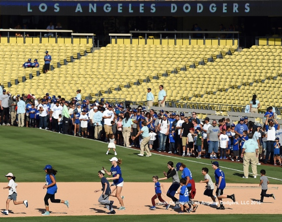 """Kids Run The Bases"" after the game. The Dodgers beat the Padres, 7-4. LOS ANGELES - AUGUST 23:  San Francisco Giants against the Los Angeles Dodgers on August 24, 2016 at Dodger Stadium in Los Angeles, California. LOS ANGELES - AUGUST 23:  San Francisco Giants against the Los Angeles Dodgers on August 24, 2016 at Dodger Stadium in Los Angeles, California. LOS ANGELES - AUGUST 23:  San Francisco Giants against the Los Angeles Dodgers on August 24, 2016 at Dodger Stadium in Los Angeles, California. LOS ANGELES - AUGUST 23:  San Francisco Giants against the Los Angeles Dodgers on August 24, 2016 at Dodger Stadium in Los Angeles, California. LOS ANGELES - AUGUST 24:  San Francisco Giants against the Los Angeles Dodgers on August 24, 2016 at Dodger Stadium in Los Angeles, California. LOS ANGELES - AUGUST 24:  San Francisco Giants against the Los Angeles Dodgers on August 24, 2016 at Dodger Stadium in Los Angeles, California. LOS ANGELES - AUGUST 23:  San Francisco Giants against the Los Angeles Dodgers on August 24, 2016 at Dodger Stadium in Los Angeles, California. LOS ANGELES - AUGUST 23:  San Francisco Giants against the Los Angeles Dodgers on August 24, 2016 at Dodger Stadium in Los Angeles, California. LOS ANGELES - AUGUST 23:  San Francisco Giants against the Los Angeles Dodgers on August 24, 2016 at Dodger Stadium in Los Angeles, California. LOS ANGELES - AUGUST 23:  San Francisco Giants against the Los Angeles Dodgers on August 24, 2016 at Dodger Stadium in Los Angeles, California. LOS ANGELES - AUGUST 24:  San Francisco Giants against the Los Angeles Dodgers on August 24, 2016 at Dodger Stadium in Los Angeles, California. LOS ANGELES - AUGUST 23:  San Francisco Giants against the Los Angeles Dodgers on August 24, 2016 at Dodger Stadium in Los Angeles, California. LOS ANGELES - AUGUST 23:  San Francisco Giants against the Los Angeles Dodgers on August 24, 2016 at Dodger Stadium in Los Angeles, California. LOS ANGELES - AUGUST 23:  San Francisco Giants against the Los Angeles Dodgers on August 24, 2016 at Dodger Stadium in Los Angeles, California. LOS ANGELES - AUGUST 23:  San Francisco Giants against the Los Angeles Dodgers on August 24, 2016 at Dodger Stadium in Los Angeles, California. LOS ANGELES - AUGUST 24:  San Francisco Giants against the Los Angeles Dodgers on August 24, 2016 at Dodger Stadium in Los Angeles, California. LOS ANGELES - AUGUST 23:  San Francisco Giants against the Los Angeles Dodgers on August 24, 2016 at Dodger Stadium in Los Angeles, California. LOS ANGELES - AUGUST 23:  San Francisco Giants against the Los Angeles Dodgers on August 24, 2016 at Dodger Stadium in Los Angeles, California. LOS ANGELES - AUGUST 23:  San Francisco Giants against the Los Angeles Dodgers on August 24, 2016 at Dodger Stadium in Los Angeles, California. LOS ANGELES - AUGUST 23:  San Francisco Giants against the Los Angeles Dodgers on August 24, 2016 at Dodger Stadium in Los Angeles, California. LOS ANGELES - AUGUST 23:  San Francisco Giants against the Los Angeles Dodgers on August 24, 2016 at Dodger Stadium in Los Angeles, California. LOS ANGELES - AUGUST 23:  San Francisco Giants against the Los Angeles Dodgers on August 24, 2016 at Dodger Stadium in Los Angeles, California. LOS ANGELES - AUGUST 23:  San Francisco Giants against the Los Angeles Dodgers on August 24, 2016 at Dodger Stadium in Los Angeles, California. LOS ANGELES - AUGUST 23:  San Francisco Giants against the Los Angeles Dodgers on August 24, 2016 at Dodger Stadium in Los Angeles, California. LOS ANGELES - AUGUST 24:  San Francisco Giants against the Los Angeles Dodgers on August 24, 2016 at Dodger Stadium in Los Angeles, California. LOS ANGELES - AUGUST 23:  San Francisco Giants against the Los Angeles Dodgers on August 24, 2016 at Dodger Stadium in Los Angeles, California. LOS ANGELES - AUGUST 23:  San Francisco Giants against the Los Angeles Dodgers on August 24, 2016 at Dodger Stadium in Los Angeles, California. LOS ANGELES - AUGUST 23:  San Francisco Giants against the Los Angeles Dodgers on August 24, 2016 at Dodger Stadium in Los Angeles, California. LOS ANGELES - AUGUST 23:  San Francisco Giants against the Los Angeles Dodgers on August 24, 2016 at Dodger Stadium in Los Angeles, California. LOS ANGELES - AUGUST 23:  San Francisco Giants against the Los Angeles Dodgers on August 24, 2016 at Dodger Stadium in Los Angeles, California. LOS ANGELES - SEPTEMBER 1:  Los Angeles Dodgers Bark In The Park event on September 1, 2012 at Dodger Stadium in Los Angeles, California.LOS ANGELES - AUGUST 24:  San Francisco Giants against the Los Angeles Dodgers on August 24, 2016 at Dodger Stadium in Los Angeles, California. LOS ANGELES - AUGUST 24:  San Francisco Giants against the Los Angeles Dodgers on August 24, 2016 at Dodger Stadium in Los Angeles, California. LOS ANGELES - AUGUST 23:  San Francisco Giants against the Los Angeles Dodgers on August 24, 2016 at Dodger Stadium in Los Angeles, California. LOS ANGELES - AUGUST 23:  San Francisco Giants against the Los Angeles Dodgers on August 24, 2016 at Dodger Stadium in Los Angeles, California. LOS ANGELES - AUGUST 23:  San Francisco Giants against the Los Angeles Dodgers on August 24, 2016 at Dodger Stadium in Los Angeles, California. LOS ANGELES - AUGUST 23:  San Francisco Giants against the Los Angeles Dodgers on August 24, 2016 at Dodger Stadium in Los Angeles, California. LOS ANGELES - AUGUST 24:  San Francisco Giants against the Los Angeles Dodgers on August 24, 2016 at Dodger Stadium in Los Angeles, California. LOS ANGELES - AUGUST 23:  San Francisco Giants against the Los Angeles Dodgers on August 24, 2016 at Dodger Stadium in Los Angeles, California. LOS ANGELES - AUGUST 23:  San Francisco Giants against the Los Angeles Dodgers on August 24, 2016 at Dodger Stadium in Los Angeles, California. LOS ANGELES - AUGUST 23:  San Francisco Giants against the Los Angeles Dodgers on August 24, 2016 at Dodger Stadium in Los Angeles, California. LOS ANGELES - AUGUST 23:  San Francisco Giants against the Los Angeles Dodgers on August 24, 2016 at Dodger Stadium in Los Angeles, California. LOS ANGELES - AUGUST 24:  San Francisco Giants against the Los Angeles Dodgers on August 24, 2016 at Dodger Stadium in Los Angeles, California. LOS ANGELES - AUGUST 23:  San Francisco Giants against the Los Angeles Dodgers on August 24, 2016 at Dodger Stadium in Los Angeles, California. LOS ANGELES - AUGUST 23:  San Francisco Giants against the Los Angeles Dodgers on August 24, 2016 at Dodger Stadium in Los Angeles, California. LOS ANGELES - AUGUST 23:  San Francisco Giants against the Los Angeles Dodgers on August 24, 2016 at Dodger Stadium in Los Angeles, California. LOS ANGELES - AUGUST 23:  San Francisco Giants against the Los Angeles Dodgers on August 24, 2016 at Dodger Stadium in Los Angeles, California. LOS ANGELES - AUGUST 24:  San Francisco Giants against the Los Angeles Dodgers on August 24, 2016 at Dodger Stadium in Los Angeles, California. LOS ANGELES - AUGUST 23:  San Francisco Giants against the Los Angeles Dodgers on August 24, 2016 at Dodger Stadium in Los Angeles, California. LOS ANGELES - AUGUST 23:  San Francisco Giants against the Los Angeles Dodgers on August 24, 2016 at Dodger Stadium in Los Angeles, California. LOS ANGELES - AUGUST 23:  San Francisco Giants against the Los Angeles Dodgers on August 24, 2016 at Dodger Stadium in Los Angeles, California. LOS ANGELES - AUGUST 23:  San Francisco Giants against the Los Angeles Dodgers on August 24, 2016 at Dodger Stadium in Los Angeles, California. LOS ANGELES - AUGUST 23:  San Francisco Giants against the Los Angeles Dodgers on August 24, 2016 at Dodger Stadium in Los Angeles, California. LOS ANGELES - AUGUST 24:  San Francisco Giants against the Los Angeles Dodgers on August 24, 2016 at Dodger Stadium in Los Angeles, California. LOS ANGELES - AUGUST 23:  San Francisco Giants against the Los Angeles Dodgers on August 24, 2016 at Dodger Stadium in Los Angeles, California. LOS ANGELES - AUGUST 23:  San Francisco Giants against the Los Angeles Dodgers on August 24, 2016 at Dodger Stadium in Los Angeles, California. LOS ANGELES - AUGUST 23:  San Francisco Giants against the Los Angeles Dodgers on August 24, 2016 at Dodger Stadium in Los Angeles, California. LOS ANGELES - AUGUST 23:  San Francisco Giants against the Los Angeles Dodgers on August 24, 2016 at Dodger Stadium in Los Angeles, California. LOS ANGELES - AUGUST 23:  San Francisco Giants against the Los Angeles Dodgers on August 24, 2016 at Dodger Stadium in Los Angeles, California."