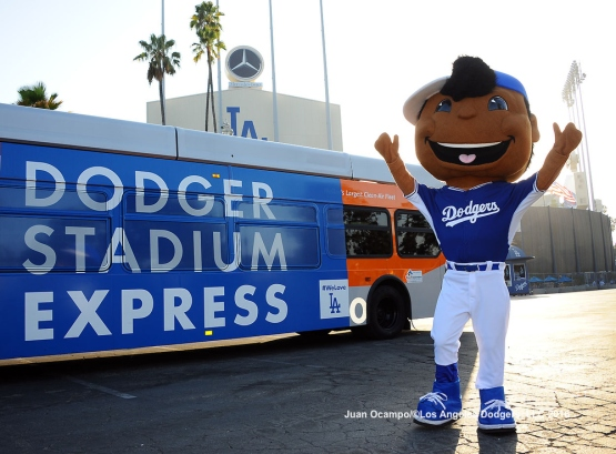 The Dodgers play host to Metro/MSRC Night during the game against the Diamondbacks at Dodger Stadium.