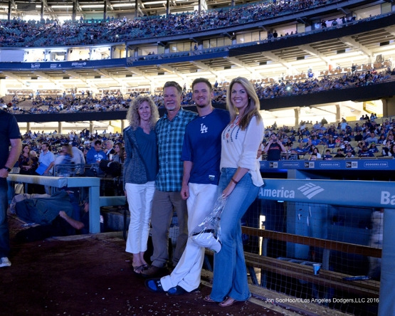 Los Angeles Dodgers vs the Colorado Rockies Friday, September 23, 2016 at Dodger Stadium. Photo by Jon SooHoo/©Los Angeles Dodgers,LLC 2016