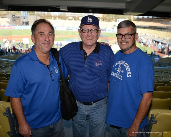 2016 NLCS Game 5---Chicago Cubs vs Los Angeles Dodgers Thursday, October 20, 2016 at Dodger Stadium in Los Angeles, California. Photo by Jon SooHoo/© Los Angeles Dodgers, LLC 2016