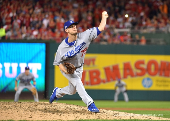 2016 NLDS Game One---Grant Dayton--Los Angeles Dodgers vs Washington Nationals  Friday, October 7, 2016 at Nationals Park in Washington,DC.  Photo by Jon SooHoo/©Los Angeles Dodgers,LLC 2016